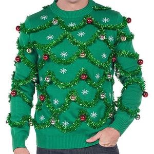 Brand new men's Gaudy Garland Sweater XL $64!!